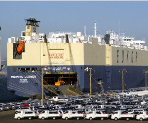 EUKOR Car Carriers Inc.