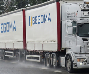 Begoma Spedition AB