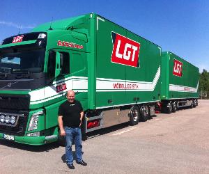 LGT Logistics AB