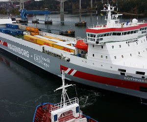 Wagenborg Shipping Sweden AB