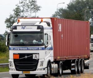 De Jong-Grauss Transport BV