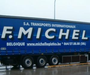 Transports F. Michel SA