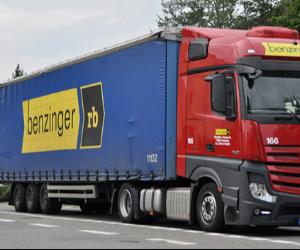 Rolf Benzinger Spedition- Transporte GmbH