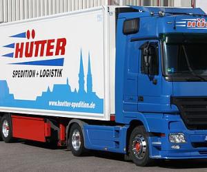 Hütter Spedition + Logistik GmbH