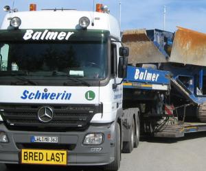 Balmer Spedition Und LKW-Service GmbH