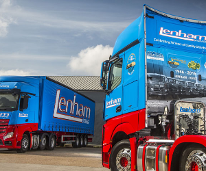 Lenham Storage Co Ltd,