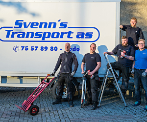 Svenn`s Transport AS