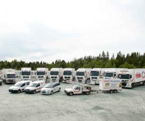 Vinjes Transport AS