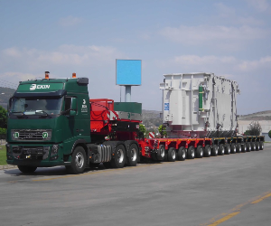 EKİN HEAVY AND PROJECT CARGO TRANSPORTATION CO