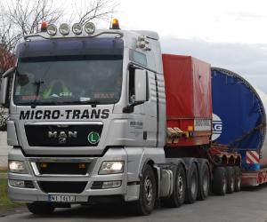 Micro-Trans Damian Czaja - Transport Ponadnormatywny Międzynarodo
