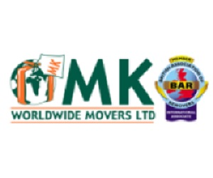 M.K.WORLDWIDE MOVERS LTD