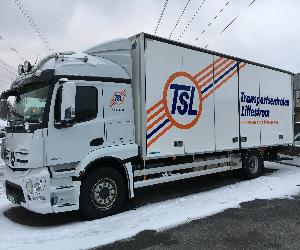 Transportsentralen Lillestrøm SA