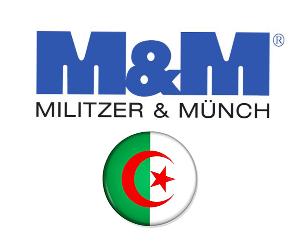 M&M Militzer & Munch Algérie