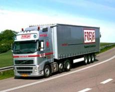 FREJA Transport & Logistics A/S